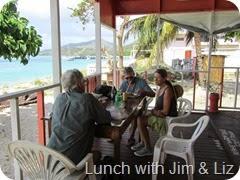 009 Lunch with Jim & Liz, Hillsborough