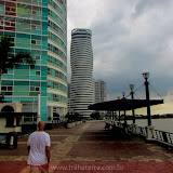 Malecón do Puerto  Santa Ana - Guayaquil - Equador