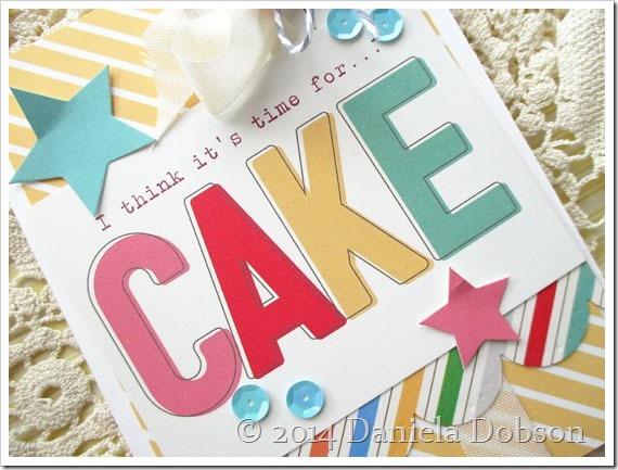 Cake close by Daniela Dobson