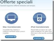 Comprando un iPad, iPod o Mac ricondizionato si risparmia tanto