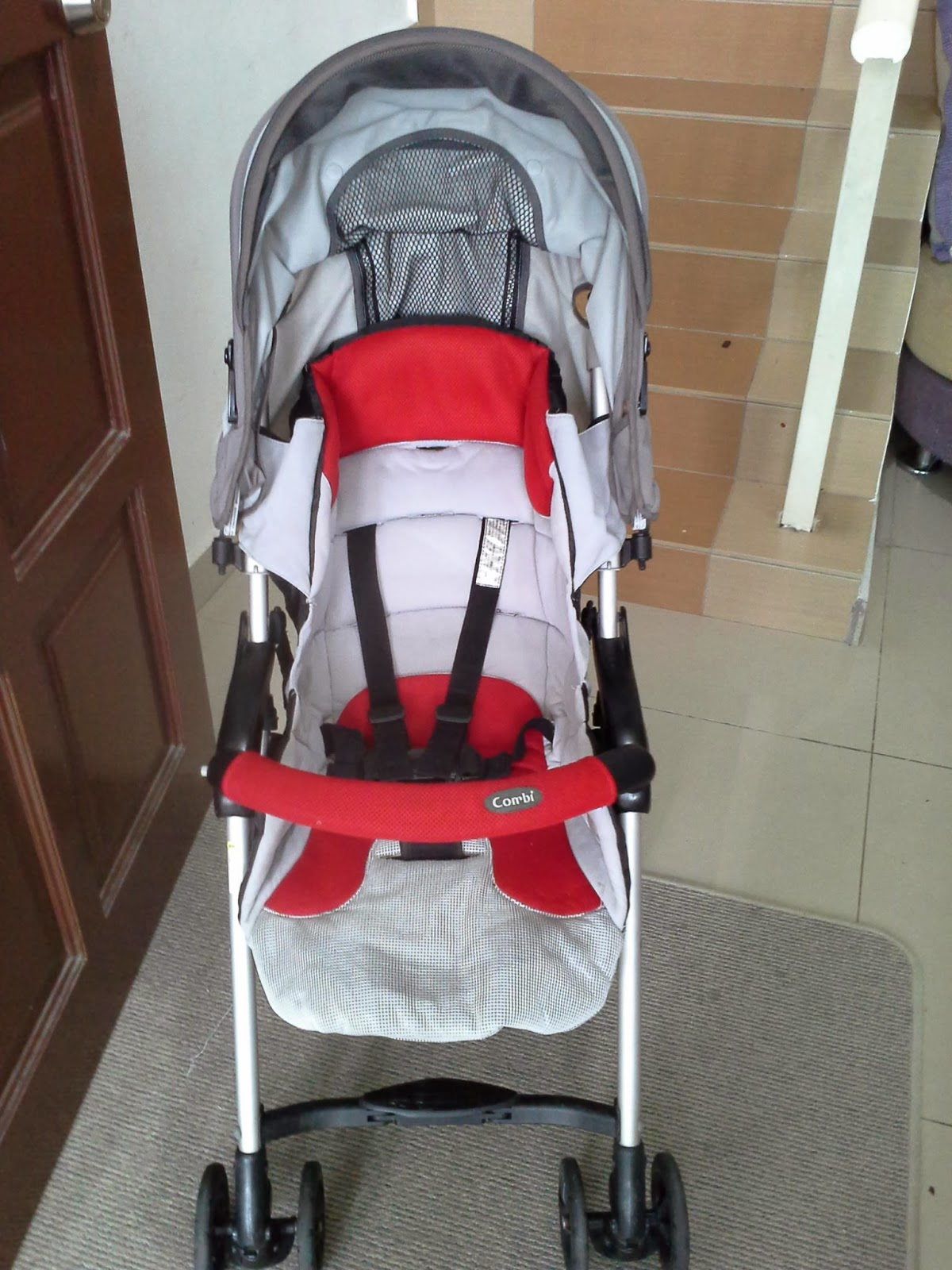 TwinkleBibi: Stroller Combi Cocot Compact