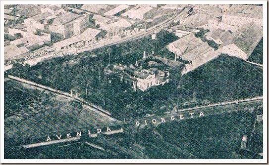 Avenida de César Giorgete en 1932
