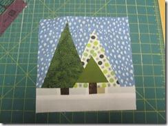 Pine Trees by Jan
