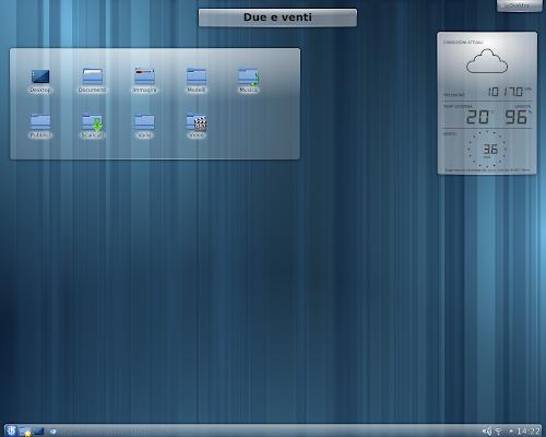 KDE l'ambiente desktop preferito da lffl :D