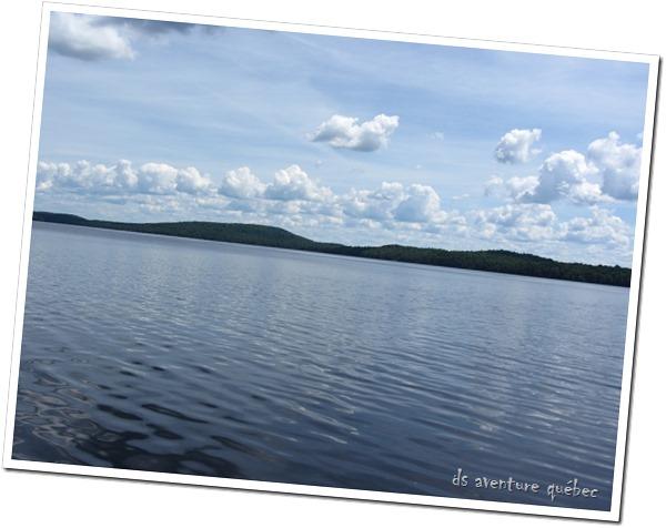 DS Aventure Quebec - Belle vue panoramique Parc Papineau Labelle