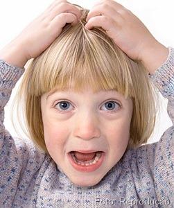 Problemas Simples também causam Feridas no couro cabeludo