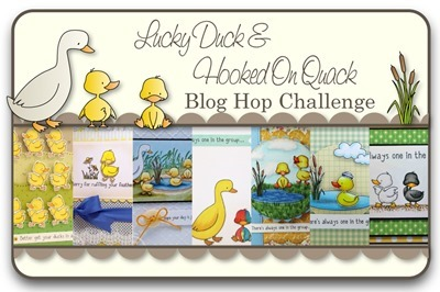 Lucky Duck Blog Hop Challenge