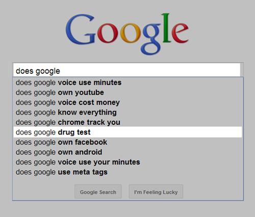 DoesGoogle
