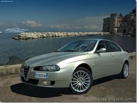 Alfa Romeo 156 2.4 JTD (2003)7