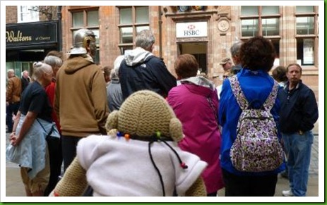 Guided Tour Chester