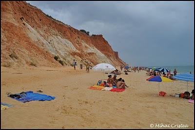 Imagini Portugalia: Praia da Falesia