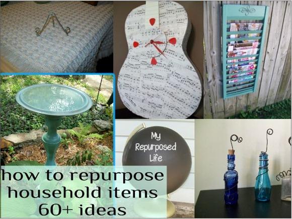 take tuesday repurpose everyday items