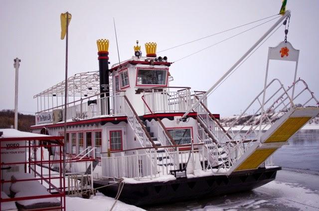 Saskatoon as a winter city