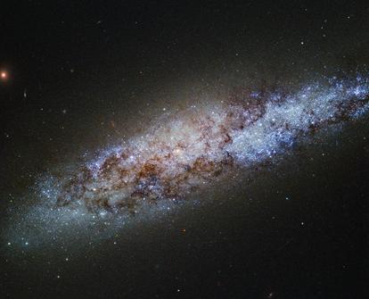 galáxia NGC 4605