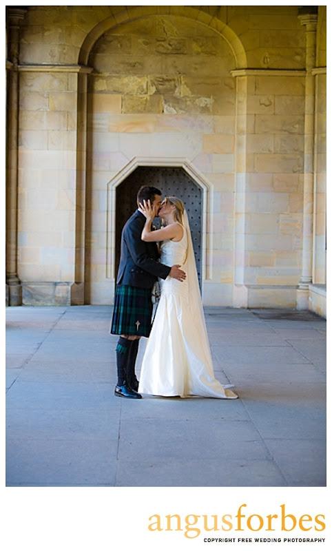 bride and groom Scottish wedding Photographer Dundee_039