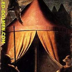 49 - Pietro della Francesca - Sueño de Constantino