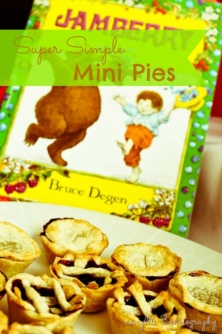 Super Simple Mini Pies