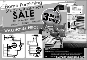 Home-Furnishing-Stock-Clearance-2011-EverydayOnSales-Warehouse-Sale-Promotion-Deal-Discount