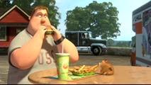 26 le mangeur de hamburgers