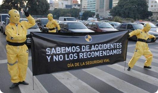 seguridad vial argentina