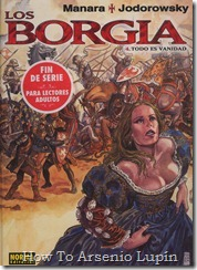 Los Borgia #4