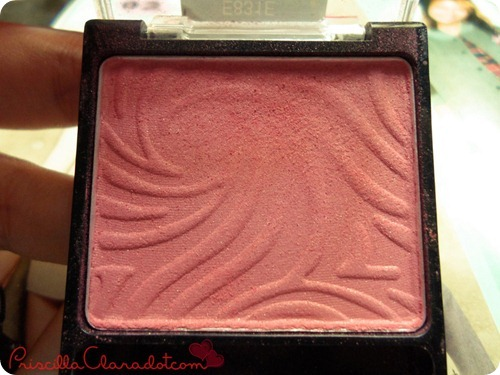 Priscilla Review Wet n Wild Blush on 1