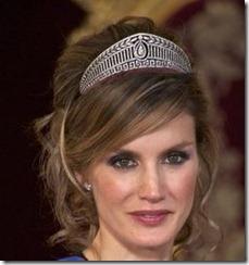 Letizia - Prussian Diamond Tiara