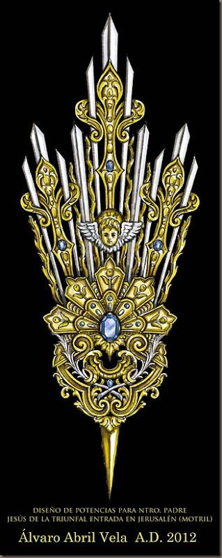 potencias diseo borriquita motril y rosario alvaro abril vela 2012