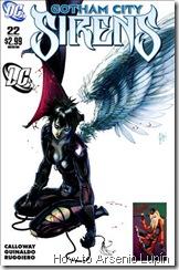 P00022 - Gotham City Sirens #22