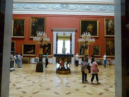 Picturi spaniole la Ermitaj