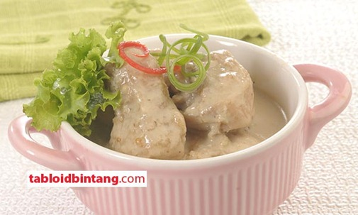 resep masakan ramadhan ayam bumbu manis