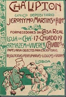 Jerónimo Martins & Filho 1907