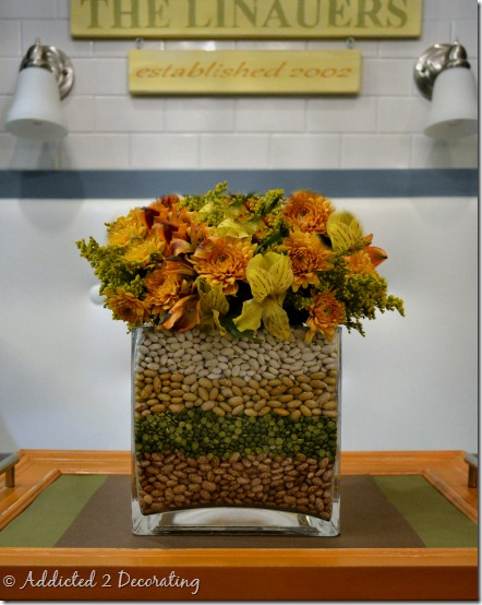fall flower arrangement 5