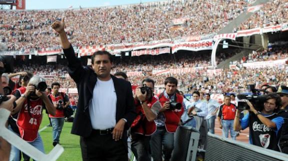Volvio Ramon , Vuelve River , Vuelve El mas Ganador !