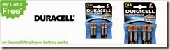 bogof duracell batteries 28-11-2013