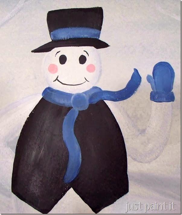 paint-Snowman-I