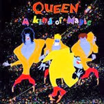 1986 - A Kind of Magic - Queen