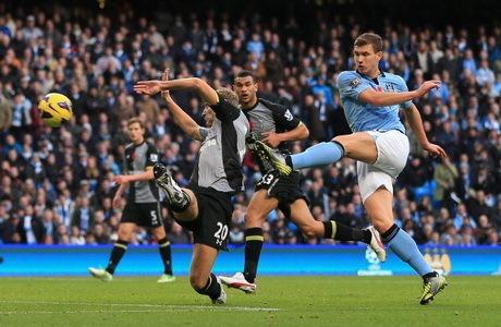 Hasil Pertandingan Manchester City vs Tottenham Hotspur