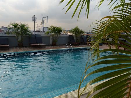 Hotel bun cu piscina: Rambuttri Village Inn Bangkok