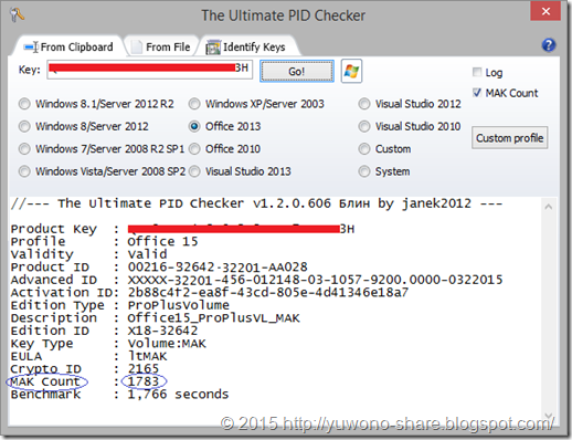 The Ultimate PID Checker v1.2.0.606 a