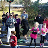 WBFJ - Jamestown Christmas Parade - 12-2-12