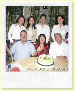 cumpleaños en el barrio chino