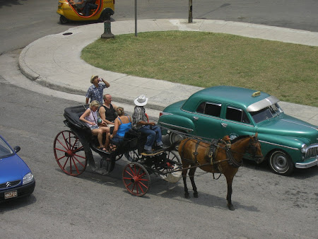 Things to do in Havana, Cuba: ride a vintage car or a caleche