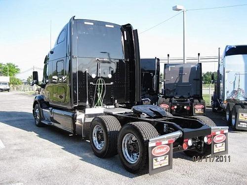 Camión Peterbilt 587