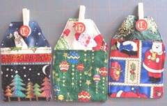2011 advent fabric calendar 16.18