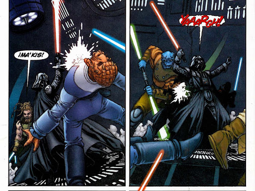 [Cómic] Star Wars: Purga Purga
