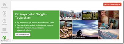 google-topluluklar