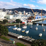Wellington, New Zealand - September 2013