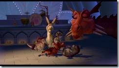 enfants de Shrek et Dragonne