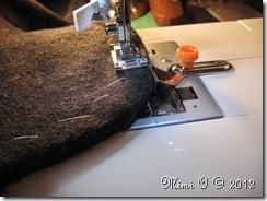 Top-stitching...